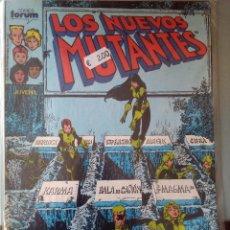 Cómics: LOS NUEVOS MUTANTES 38 PRIMERA EDICIÓN FORUM - 1988. Lote 222139906
