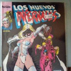 Cómics: LOS NUEVOS MUTANTES 39 PRIMERA EDICIÓN FORUM - 1988. Lote 222139935