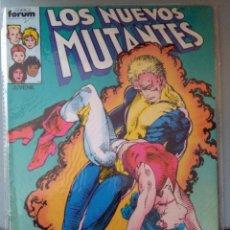 Cómics: LOS NUEVOS MUTANTES 41 PRIMERA EDICIÓN FORUM - 1988. Lote 222140012
