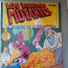 Cómics: LOS NUEVOS MUTANTES 42 PRIMERA EDICIÓN FORUM - 1988. Lote 222140052