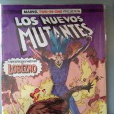 Cómics: LOS NUEVOS MUTANTES 44 PRIMERA EDICIÓN FORUM - 1988. Lote 222140108