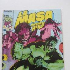 Comics: LA MASA EL INCREÍBLE HULK VOL 1 Nº 35 FORUM MUCHOS EN VENTA, MIRA TUS FALTAS ARX1. Lote 222156721