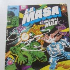 Comics: LA MASA EL INCREÍBLE HULK VOL 1 Nº 45 FORUM MUCHOS EN VENTA, MIRA TUS FALTAS ARX1. Lote 222157541