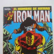 Cómics: IRON MAN EL HOMBRE DE HIERRO VOL 1Nº 32 FORUM MUCHOS EN VENTA, MIRA TUS FALTAS ARX1. Lote 222158161
