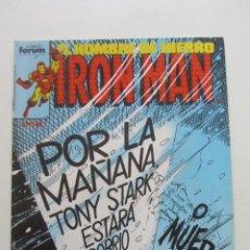Cómics: IRON MAN EL HOMBRE DE HIERRO VOL 1Nº 31 FORUM MUCHOS EN VENTA, MIRA TUS FALTAS ARX1. Lote 222158532