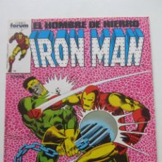 Cómics: IRON MAN EL HOMBRE DE HIERRO VOL 1Nº 24 FORUM MUCHOS EN VENTA, MIRA TUS FALTAS ARX1. Lote 222158991