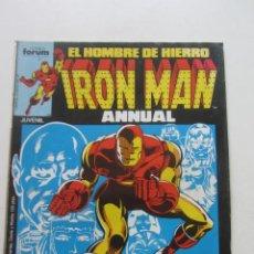 Cómics: IRON MAN EL HOMBRE DE HIERRO VOL 1Nº 22 FORUM MUCHOS EN VENTA, MIRA TUS FALTAS ARX1. Lote 222159086