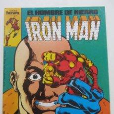 Cómics: IRON MAN EL HOMBRE DE HIERRO VOL 1Nº 20 FORUM MUCHOS EN VENTA, MIRA TUS FALTAS ARX1. Lote 222159280