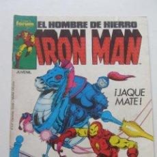 Cómics: IRON MAN EL HOMBRE DE HIERRO VOL 1 Nº 17 FORUM MUCHOS EN VENTA, MIRA TUS FALTAS ARX1. Lote 222159835