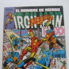 Cómics: IRON MAN EL HOMBRE DE HIERRO VOL 1 Nº 4 FORUM MUCHOS EN VENTA, MIRA TUS FALTAS ARX1. Lote 222160272