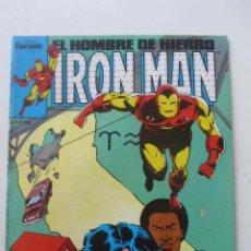 Cómics: IRON MAN Nº 33 VOL. 1 FORUM MUCHOS EN VENTA, MIRA TUS FALTAS ARX2. Lote 222190680