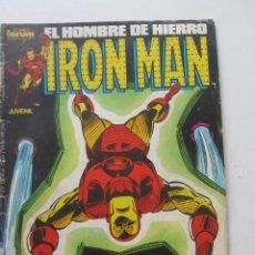 Cómics: IRON MAN Nº 35 VOL. 1 FORUM MUCHOS EN VENTA, MIRA TUS FALTAS ARX2. Lote 222190687
