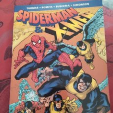 Cómics: SPIDERMAN X_MEN THOMAS ROMITA. Lote 222190743