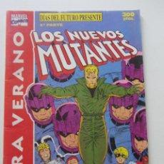 Cómics: LOS NUEVOS MUTANTES DIAS DEL FUTURO PRESENTE EXTRA VERANO FORUM MUCHOS EN VENTA MIRA TUS FALTAS ARX2. Lote 222190857