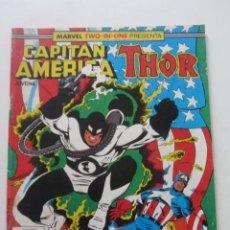 Comics: CAPITAN AMERICA/ THOR V.1 Nº 54 FORUM MUCHOS EN VENTA, MIRA TUS FALTAS ARX2. Lote 222191191