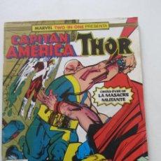 Cómics: CAPITAN AMERICA/ THOR V.1 Nº 54 FORUM MUCHOS EN VENTA, MIRA TUS FALTAS ARX2. Lote 222191218