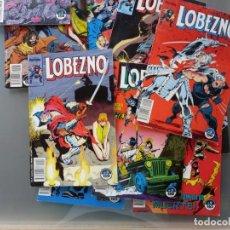 Cómics: LOBEZNO. LOTE DE 17 COMICS FORUM.. Lote 222199152