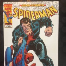 Cómics: SPIDERMAN DE JOHN ROMITA N.30 LA RED SE CIERRA ( 1999/2005 ).. Lote 222199257