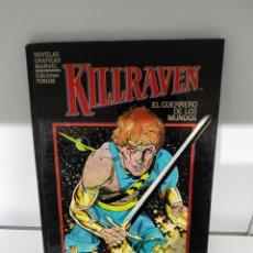 Cómics: KILLRAVEN (FORUM). Lote 222203186