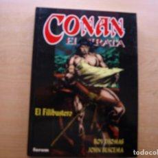 Cómics: CONAN EL PIRATA - EL FILIBUSTERO - TOMO 3 - TAPA DURA - FORUM - NUEVO. Lote 222204063