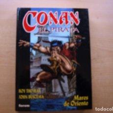 Cómics: CONAN EL PIRATA - MARES DE ORIENTE - TAPA DURA - FORUM - NUEVO. Lote 222213777