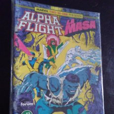 Cómics: MARVEL TWO IN ONE-ALPHA FLIGHT/LA MASA 53-FORUM. Lote 222225543