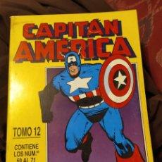 Fumetti: RETAPADO CAPITÁN AMÉRICA TOMO 12 FORUM. Lote 222249202
