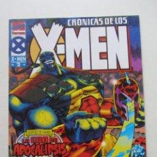Cómics: CRONICAS DE LOS X-MEN Nº 2 LA ERA DE APOCALIPSIS FORUM MUCHOS EN VENTA MIRA TUS FALTAS ARX4. Lote 222250880