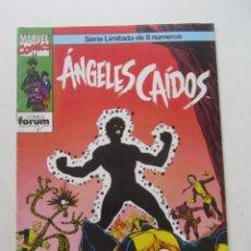 Cómics: ANGELES CAIDOS N°.1 FORUM MUCHOS EN VENTA MIRA TUS FALTAS ARX4. Lote 222262681