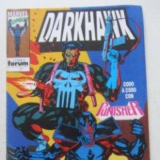 Cómics: DARKHAWK - Nº 8 FORUM MUCHOS EN VENTA MIRA TUS FALTAS ARX4. Lote 222262830