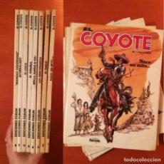 Cómics: EL COYOTE GRUPO PLANETA EDICIONES FORUM COMPLETA 8 Nº.. Lote 221546141