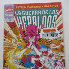 Cómics: LA GUERRA DE LOS HERALDOS Nº 1 FORUM MUCHOS EN VENTA MIRA TUS FALTAS ARX4. Lote 222266163
