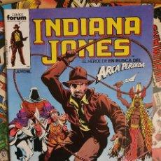 Cómics: INDIANA JONES VOL. 1 # 1 (FORUM) - 1983. Lote 222272136