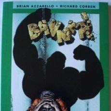 Cómics: HULK - BANNER / AZZARELLO - RICHARD CORBEN. Lote 222302953
