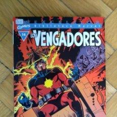 Cómics: BIBLIOTECA MARVEL LOS VENGADORES Nº 14. Lote 222304536