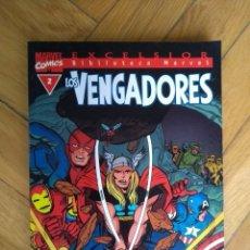 Cómics: BIBLIOTECA MARVEL LOS VENGADORES Nº 2. Lote 222305018