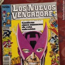 Cómics: RETAPADO LOS NUEVOS VENGADORES N° 11 FORUM. Lote 222305381