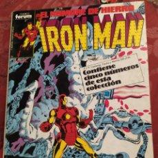 Cómics: RETAPADO IRON MAN N° 26 FORUM. Lote 222321773