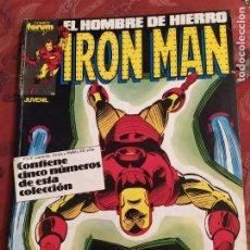 Cómics: RETAPADO IRON MAN N° 31 FORUM. Lote 222321921