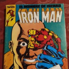 Cómics: RETAPADO IRON MAN N° 16 FORUM. Lote 222322983