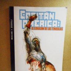 Cómics: CAPITÁN AMÉRICA : EL CORAZÓN DE LAS TINIEBLAS ( FORUM ) 2003. Lote 222327108