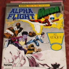 Cómics: ALPHA FLIGHT RETAPADO 42 FORUM. Lote 222360330
