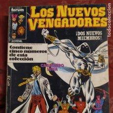 Cómics: LOS NUEVOS VENGADORES RETAPADO 21 FORUM. Lote 222362597