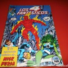Cómics: LOS 4 FANTASTICOS Nº 62 - FORUM. Lote 222369145
