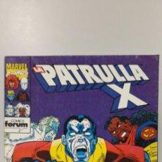 Cómics: LA PATRULLA X Nº 141 FORUM. Lote 222403171