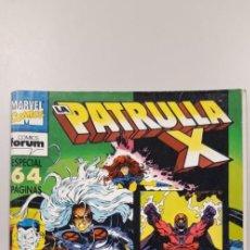 Cómics: LA PATRULLA X Nº 143 FORUM. Lote 222403216