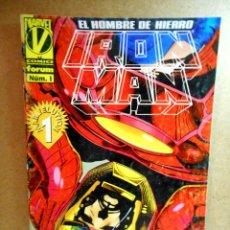 Cómics: IRON MAN VOL 3 Nº 1 ( FORUM ) 1996. Lote 222404041