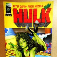 Cómics: HULK Nº 12 : HULKFICTION ( FORUM ) 1997. Lote 222404095