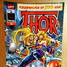 Cómics: THOR VOL 2 Nº 10 : LUCES Y SOMBRAS ( FORUM ) 1997. Lote 222404321
