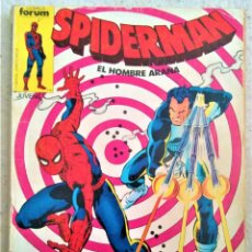 Cómics: FORUM - VOL. 1 - SPIDERMAN - RETAPADO Nº 1 CON LOS NºS 1, 2, 3, 4 Y 5 - 1983. Lote 222416571